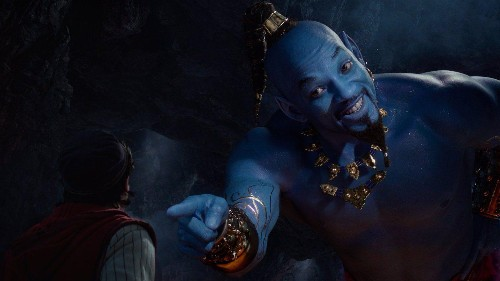 "Will Smith in the ""Aladdin"" trailer proves some things should stay as cartoons"