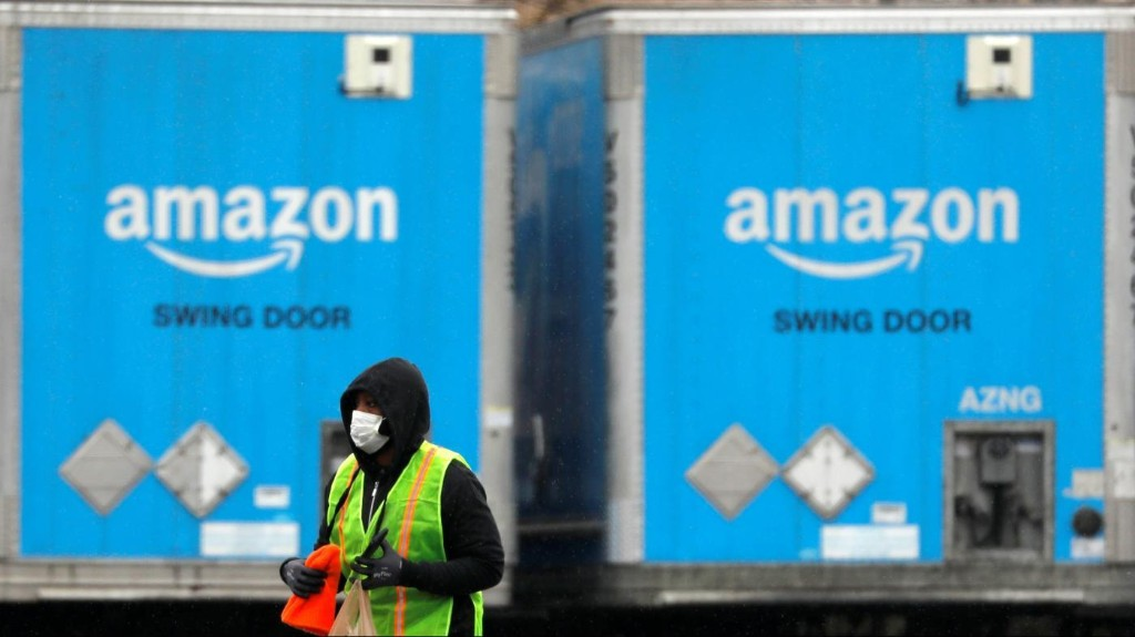 Amazon is acting like an independent nation in its battle against the coronavirus