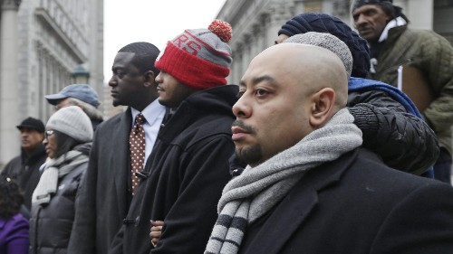This court filing shows the staggering lack of evidence in Central Park Five case