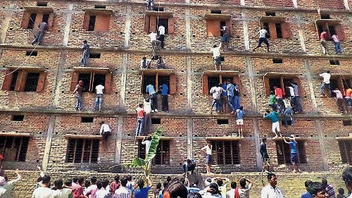 Bihar's cheating fiasco was shameful—but stop mocking those parents because it's not their fault