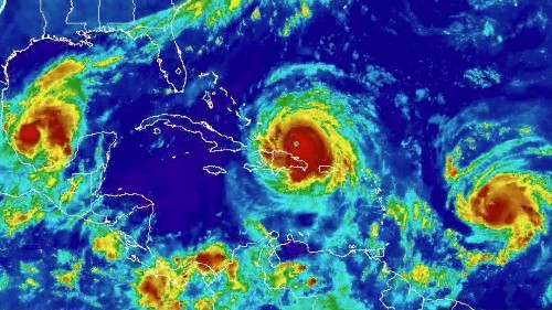 Artificial intelligence is great at predicting the size of hurricanes, but humans still need to figure out their impact