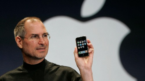 The Apple iPhone violates all the rules about the price of technology coming down over time