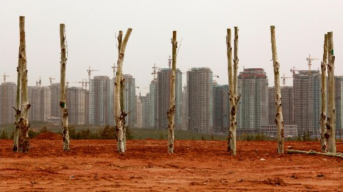 China's ghost cities epitomize the problem with printing money Paul Krugman-style
