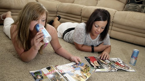 How bad are energy drinks like Red Bull for teens?