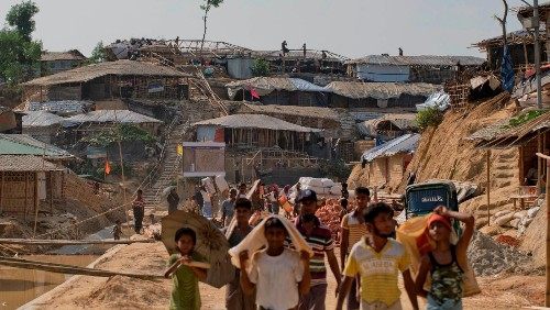 I spent two months in a Rohingya camp in Myanmar. This is what it's like.