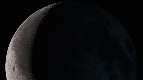 Watch the moon wobble its way through all of 2015 in this NASA video