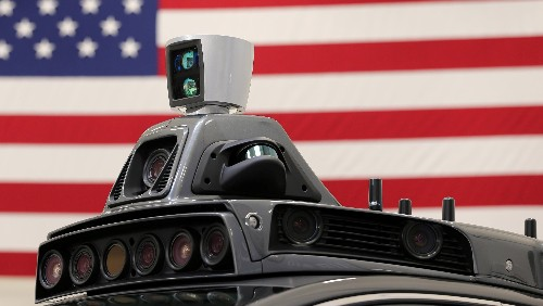 US Senate bill tells humans to take a back seat: Self-driving cars don't need steering wheels