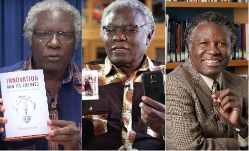 Calestous Juma's legacy of supporting innovation in Africa is the gift he gave us all