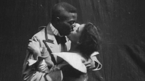 The story of the first film to depict African-American love