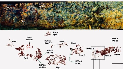The world's oldest cave art was just dated—and it faces oblivion