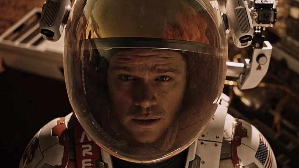 "The biggest star in ""The Martian"" wasn't Matt Damon—it was a GoPro"