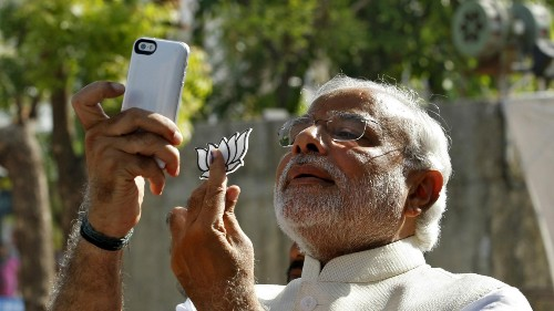 The Narendra Modi government is developing the mother of all apps—for 200 public services