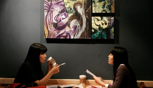 Koreans' love of good coffee is getting even more intense