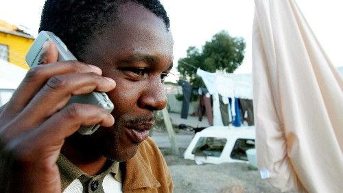 Mobile subscriptions are still growing faster in Sub Saharan Africa than anywhere else