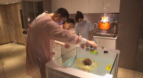 In Taiwan, the miserable postpartum period is an increasingly lavish five-star experience