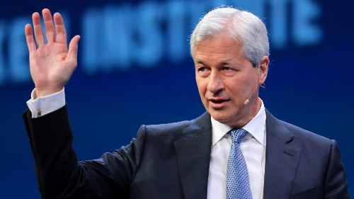 Bitcoin (BTC) price mostly rises after Jamie Dimon warns against it