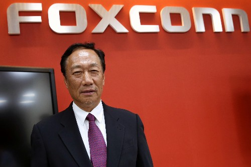 """A woman known as """"Money Mama"""" could succeed Terry Gou at Foxconn"""
