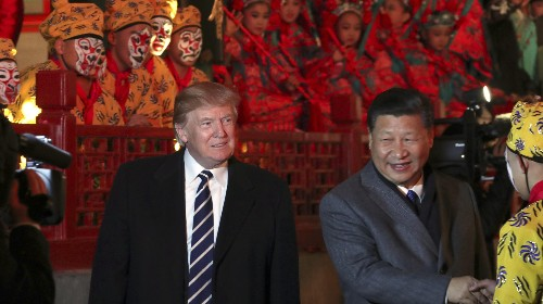 """Beijing is playing Trump """"like a fiddle,"""" an ex-ambassador to China says"""
