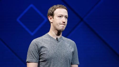 Zuckerberg's testimony could make or break Facebook's Libra