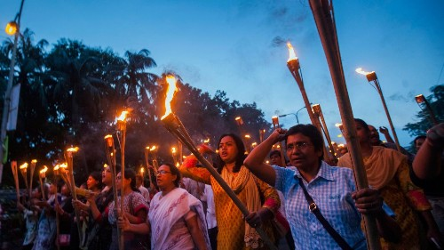 An Islamic militant group in Bangladesh released a worldwide hitlist of secular bloggers
