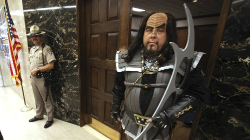 A legal battle about the Klingon language could affect the future of computer programming