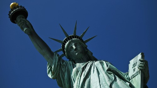 """China hits at US human rights: """"Gunshots lingering in people's ears behind the Statue of Liberty"""""""