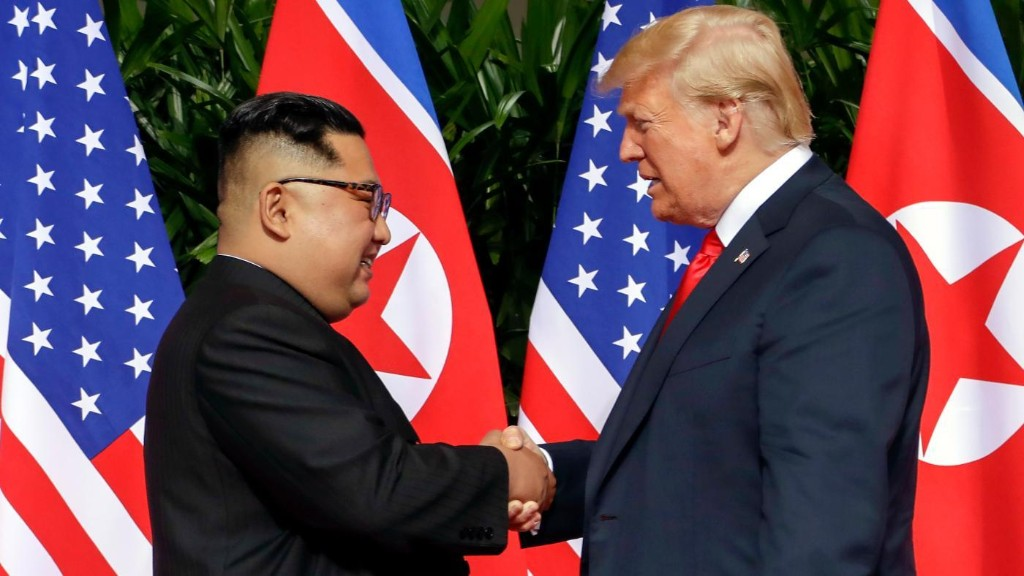 Trump is why his summit with Kim fell apart