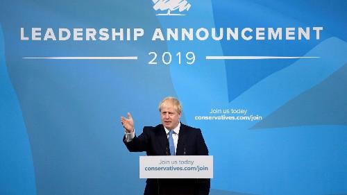 EU, Trump react to Boris Johnson becoming UK prime minister