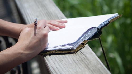 How writing 750 words a day could change your life