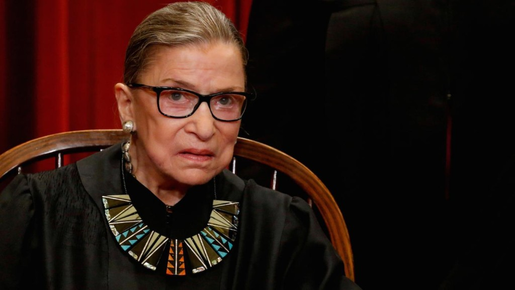 Ruth Bader Ginsburg was right to keep working until the end
