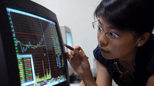 China's college students embrace stock trading, thanks to money from mom and dad