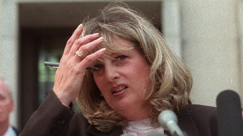 Linda Tripp tapes show hearsay usable in presidential impeachment
