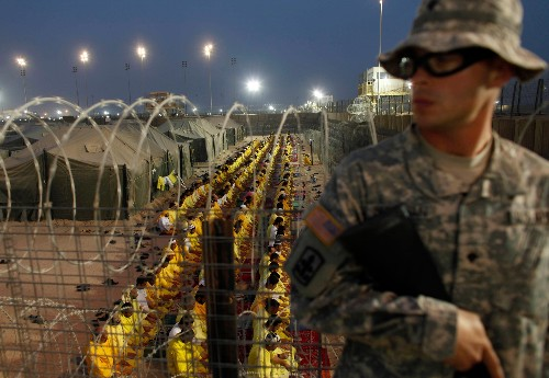 "A US prison in Iraq—dubbed ""Jihadi University""—gave birth to the Islamic State"