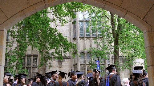 Old school meets new as Yale invests in cryptocurrencies