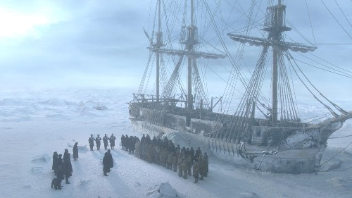 """The Terror"" AMC review: A deliciously brutal fusion of history and horror"