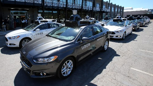 Uber secures much-needed $1 billion investment for self-driving cars unit