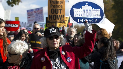 Impeachment succeeds best when coupled with mass protests