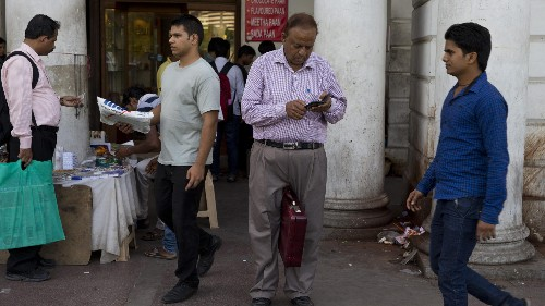 The Indian government's payments gateway is a mobile wallet-killer