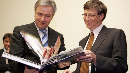 What Bill Gates is reading this summer