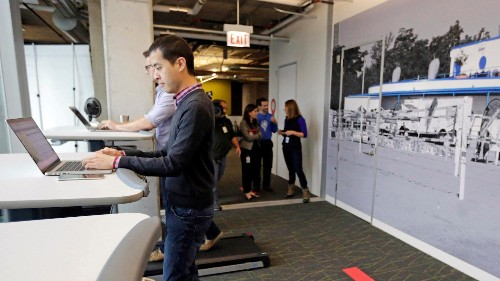 The real problem with standing desks, according to evolutionary psychology