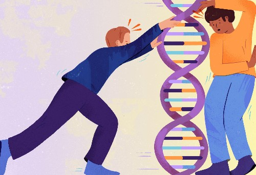 How genetic tests like 23andMe fuel white supremacy