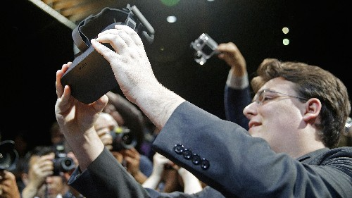 The Oculus Rift costs $600, but you'll likely have to drop another grand to actually use it