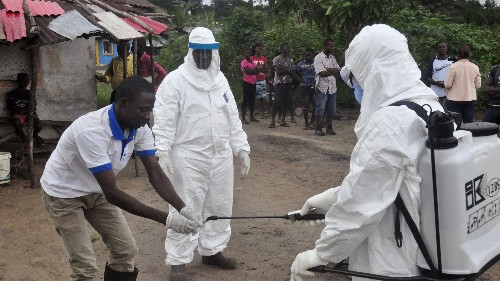 Liberia fears a new Ebola epidemic after second case is discovered