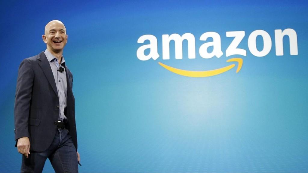 Jeff Bezos lays out Amazon's three-pronged approach to AI