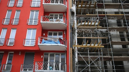 Most Germans don't buy their homes, they rent. Here's why