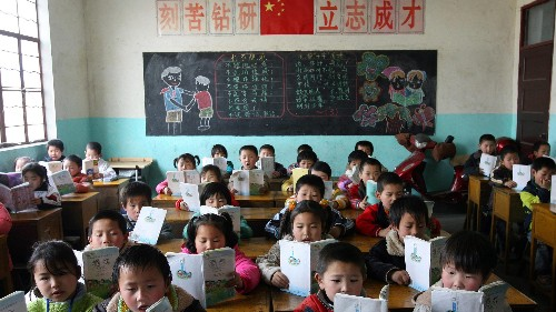 "More children in the West are being taught math using China's fabled, slightly brutal ""mastery"" method"