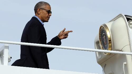 """Spotify offered Barack Obama a job as """"president of playlists"""""""