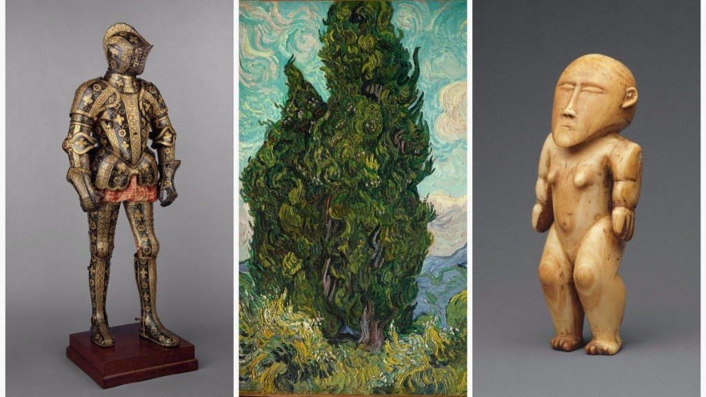 How to access 375,000 beautiful, copyright-free images from New York's Metropolitan Museum of Art