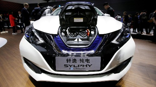 When it comes to making electric cars, there's China and everyone else