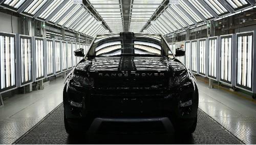 The Tianjin explosion damaged Jaguar Land Rover cars worth $379 million